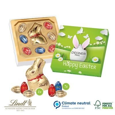 Picture of LINDT CHOCOLATE EASTER BLISTER BOX