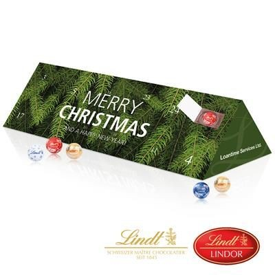 Picture of LINDT PRISM ADVENT CALENDAR