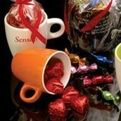 Picture of MUG FILLED with Chocolate or Sweets