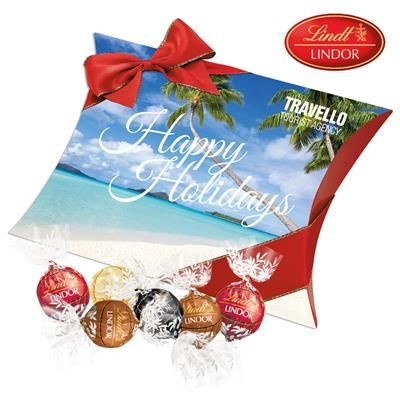 Picture of PERSONALISED EXCLUSIVE LINDT CHOCOLATE GIFT BOX