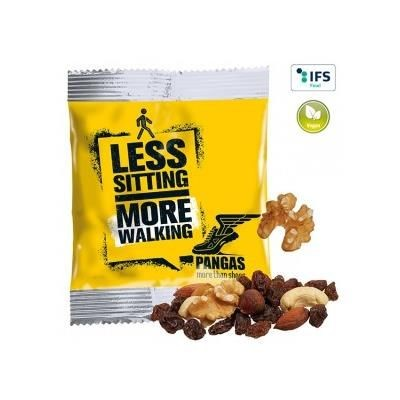 Picture of PERSONALISED BAG OF HEALTHY SNACK MIX