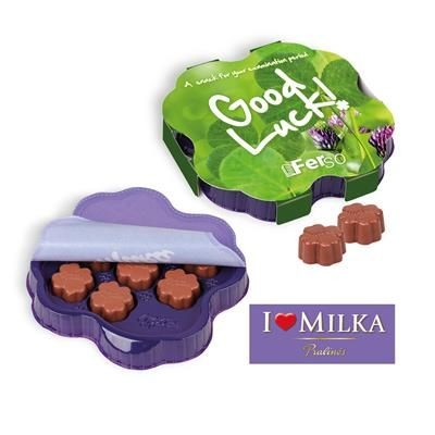 Picture of PERSONALISED MILKA CHOCOLATE GIFT BOX