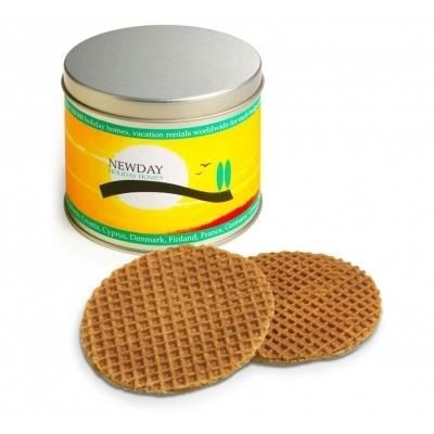 Picture of PERSONALISED TIN OF DUTCH WAFFLES