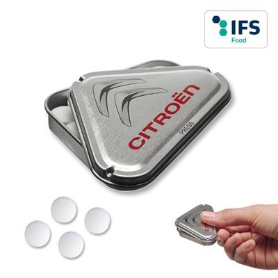 Picture of MINTS in Personalised Triangular Tin
