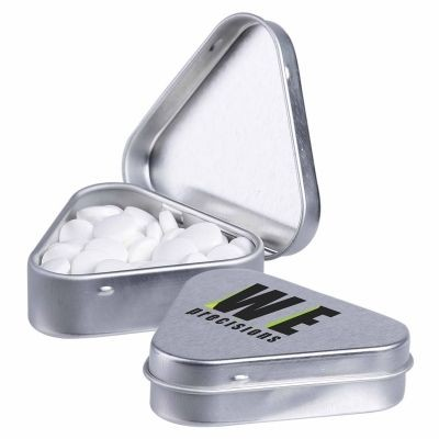 Picture of TRIANGULAR MINTS TIN