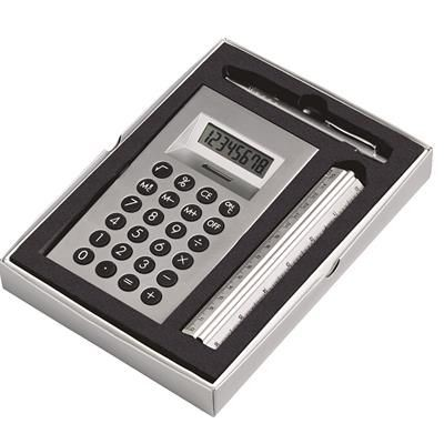 Picture of OFFICE SET with Calculator