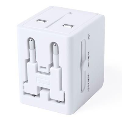Picture of PLUG ADAPTER with 2 USB Outputs