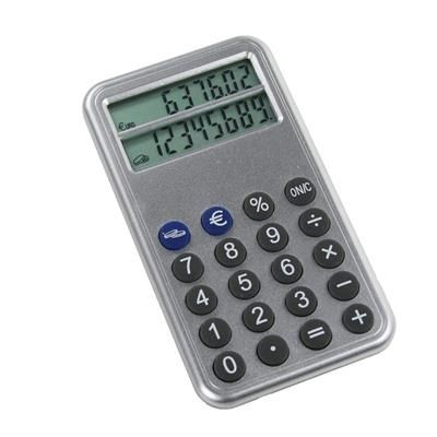 Picture of CALCULATOR 8 DIGITS with Euro Converter