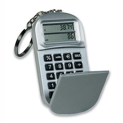 Picture of KEYRING with Calculator