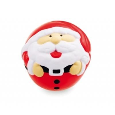 Picture of FATHER CHRISTMAS SANTA SHAPE ANTISTRESS BALL