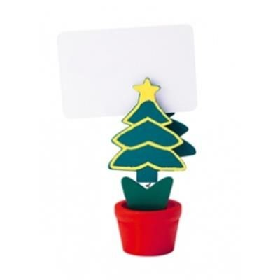 Picture of CLIP MEMO HOLDER in Christmas Design