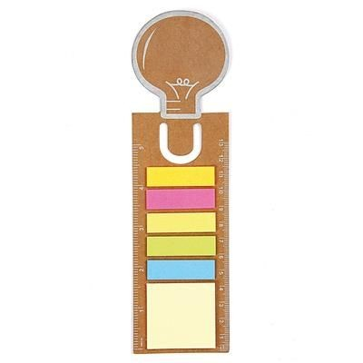 Picture of BOOKMARK with Sticky Notes Set