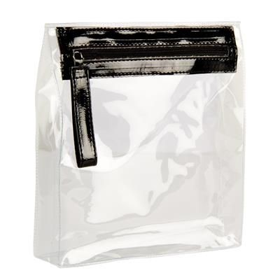 Picture of CLEAR TRANSPARENT CLUTCH BAG