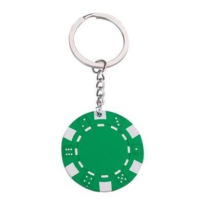 Picture of POKER CHIP KEYRING