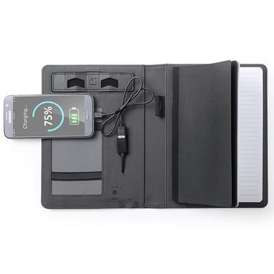 Picture of NOTE PAD HOLDER with Power Bank 3000 Mah
