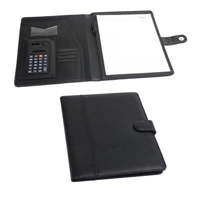 Picture of A4 CONFERENCE FOLDER AND DUAL POWER CALCULATOR