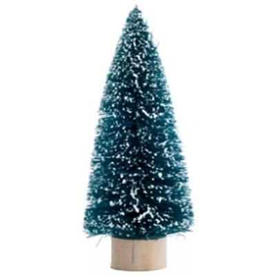 Picture of CHRISTMAS TREE with Natural Wood Base