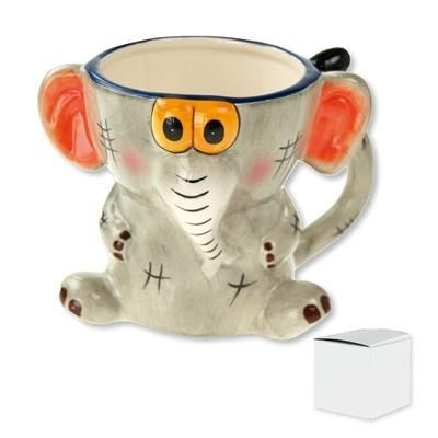 Picture of ANIMAL SHAPE MUG
