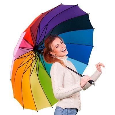 Picture of RAINBOW AUTOMATIC UMBRELLA