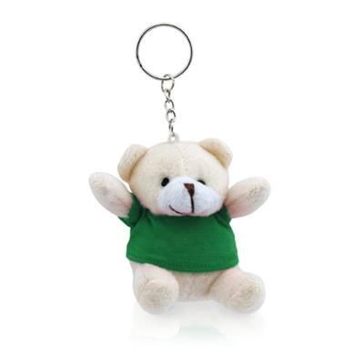 Picture of TEDDY BEAR KEYRING with Tee Shirt