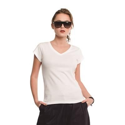 Picture of TEE SHIRT COLOUR SHORT-SLEEVED