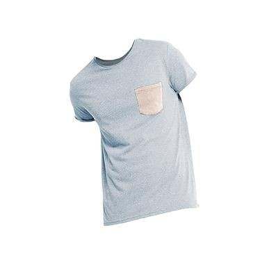Picture of CONTRAST POCKET SHORT SLEEVE TEE SHIRT