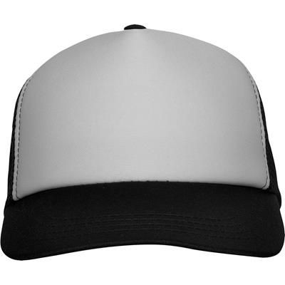 Picture of BASEBALL CAP with Half Back in Mesh Fabric for Ventilation