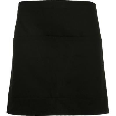 Picture of SHORT APRON with Three Compartments Pocket