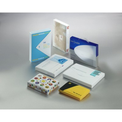 Picture of POLYPROPYLENE DOCUMENT WALLET
