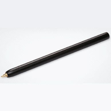 Picture of GREEN & GOOD CERTIFIED SUSTAINABLE WOOD SPAR PEN in Black