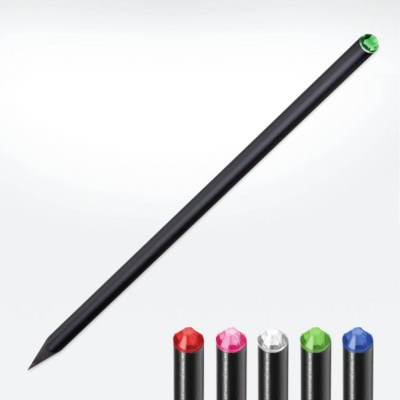 Picture of GREEN & GOOD CRYSTAL TIPPED SUSTAINABLE ECO PENCIL SET