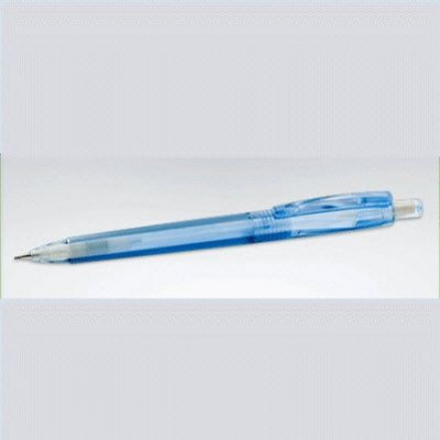 Picture of GREEN & GOOD SEVERN MECHANICAL PROPELLING PENCIL with Eraser in Clear Transparent