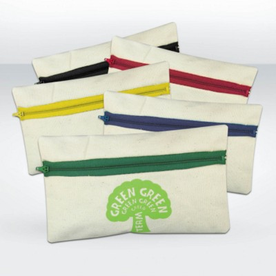 Picture of GREEN & GOOD ORGANIC COTTON PENCIL CASE