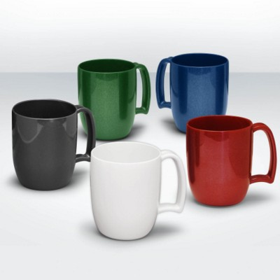 Picture of GREEN & GOOD RECYCLED PLASTIC COFFEE MUG