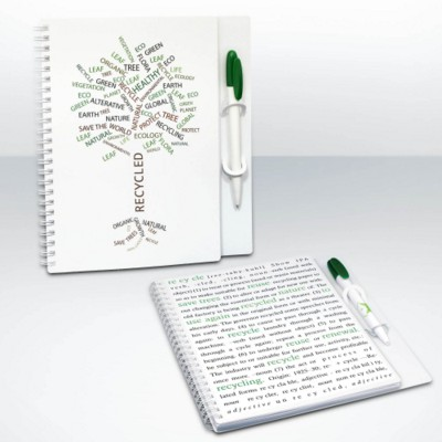 Picture of GREEN & GOOD RECYCLED PENPAD