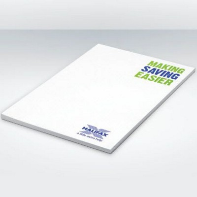 Picture of GREEN & GOOD RECYCLED PAPER A5 CONFERENCE PAD