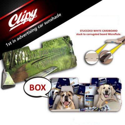 Picture of CLIPY MAXI 600 SUN SHADE FOLDING BOX