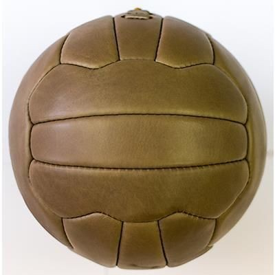 Picture of SIZE 5 ORIGINAL ANTIQUE EFFECT LEATHER FOOTBALL
