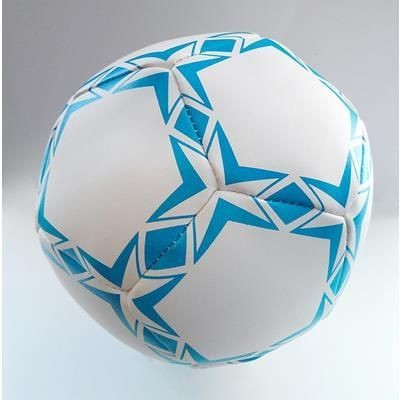Picture of MINI SIZE 0 SOFT COTTON FILLED FOOTBALL in PVC
