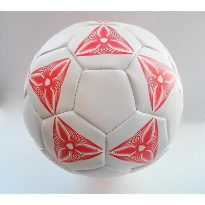 Picture of MINI SIZE 1 SOFT COTTON FILLED FOOTBALL in PVC