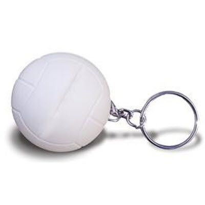 Picture of FOAM FOOTBALL KEYRING