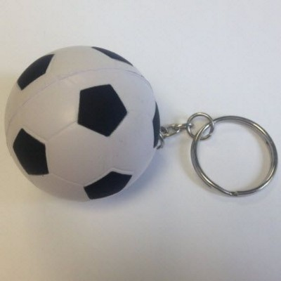 Picture of FOOTBALL FOAM KEYRING