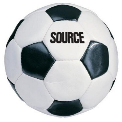 Picture of MATCH READY PROFESSIONAL PU FOOTBALL BALL