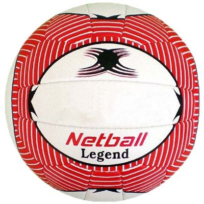 Picture of MATCH READY PROFESSIONAL NETBALL BALL