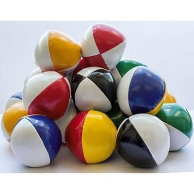 Picture of PROMOTIONAL JUGGLING BALL FILLED with Linseed