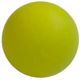 Picture of PROMOTIONAL PING PONG TABLE TENNIS BALL in Yellow