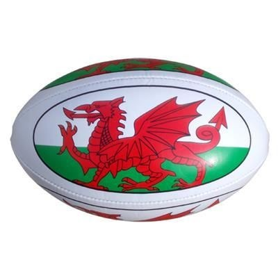 Picture of PVC PROMOTIONAL RUGBY BALL