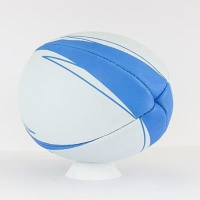 Picture of SIZE 4 RUBBER RUGBY BALL