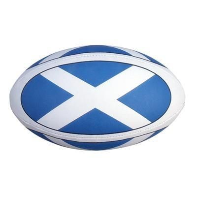 Picture of RUBBER PROMOTIONAL RUGBY BALL