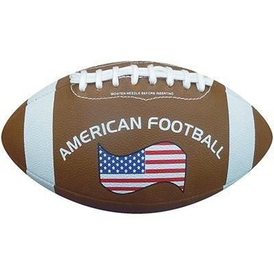 Picture of SIZE 5 PROMOTIONAL RUBBER AMERICAN FOOTBALL